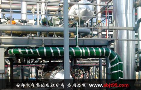 管道电伴热保温施工安装图(五)