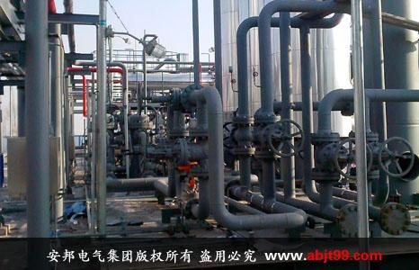 天然气管道电伴热带保温施工图(一)